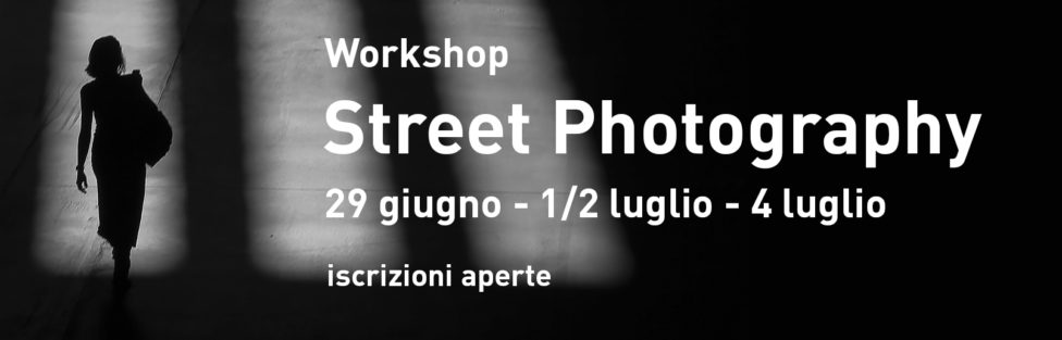 Street Photography – workshop
